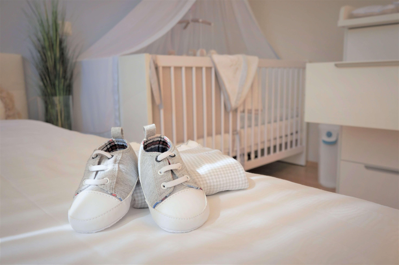 Babyzimmer einrichten: unser Zuckersüßes Projekt - wohnly