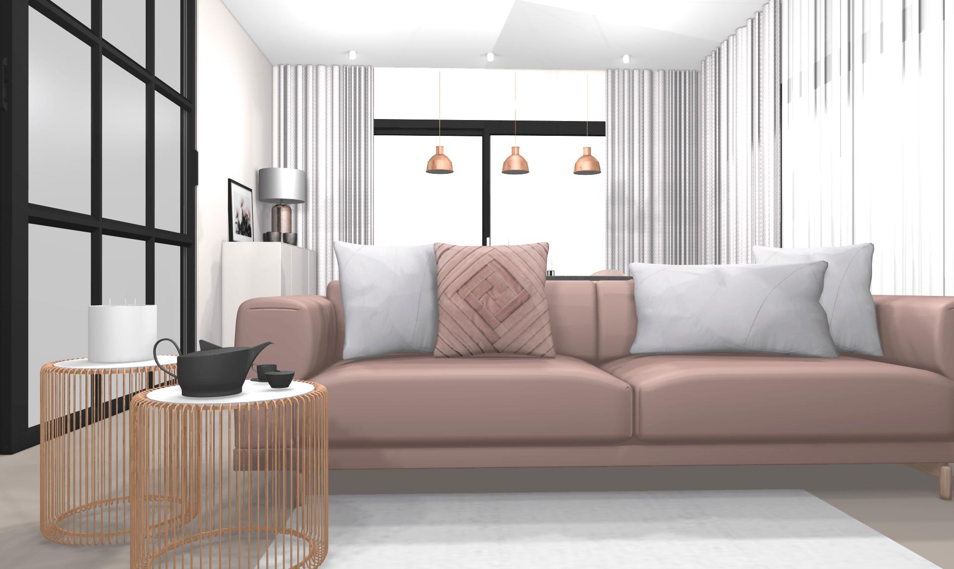 Wohnzimmer gemütlich einrichten Tipps von wohnly