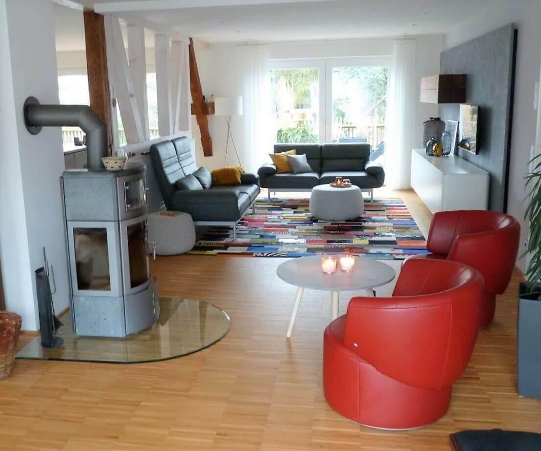 wohnung dekorieren die 5 besten tipps mit vorher nachher. Black Bedroom Furniture Sets. Home Design Ideas