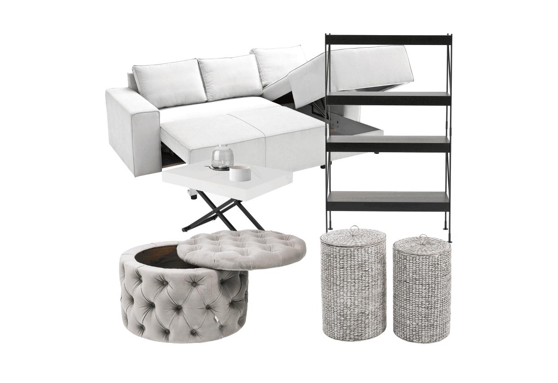 5 praktische m bel kleine wohnung einrichten wohnbereich. Black Bedroom Furniture Sets. Home Design Ideas