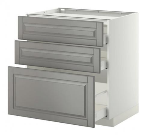 Ikea kuche planen stylische designerkuche mit kleinem budget for Ikea armatur küche
