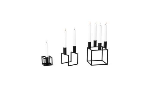 Kerzen Wohnzimmer gemütlich einrichten