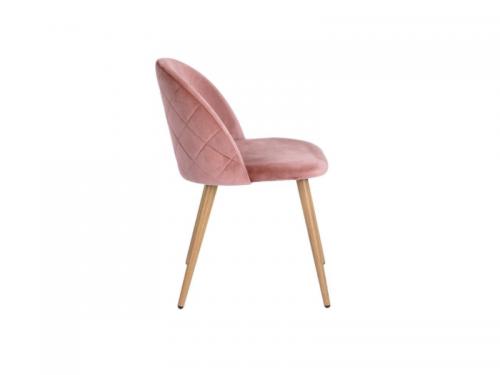 Nude-rosa-Sessel-Einrichten-im-Nude-Look