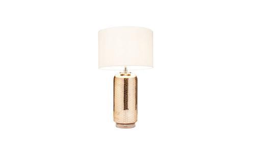 Tischlampe Wohnzimmer gemütlich einrichten