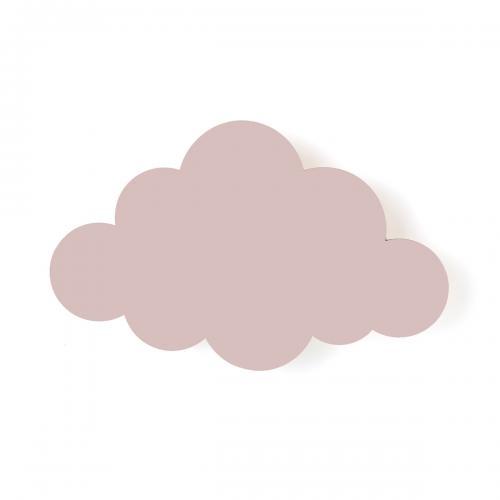 ferm-Living-Wolkenlampe-dusty-rose-frei-Nude-einrichten